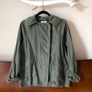 American Eagle Olive Green Jacket / size S